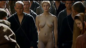 Lena Headey bares her naked body in Game of Thrones