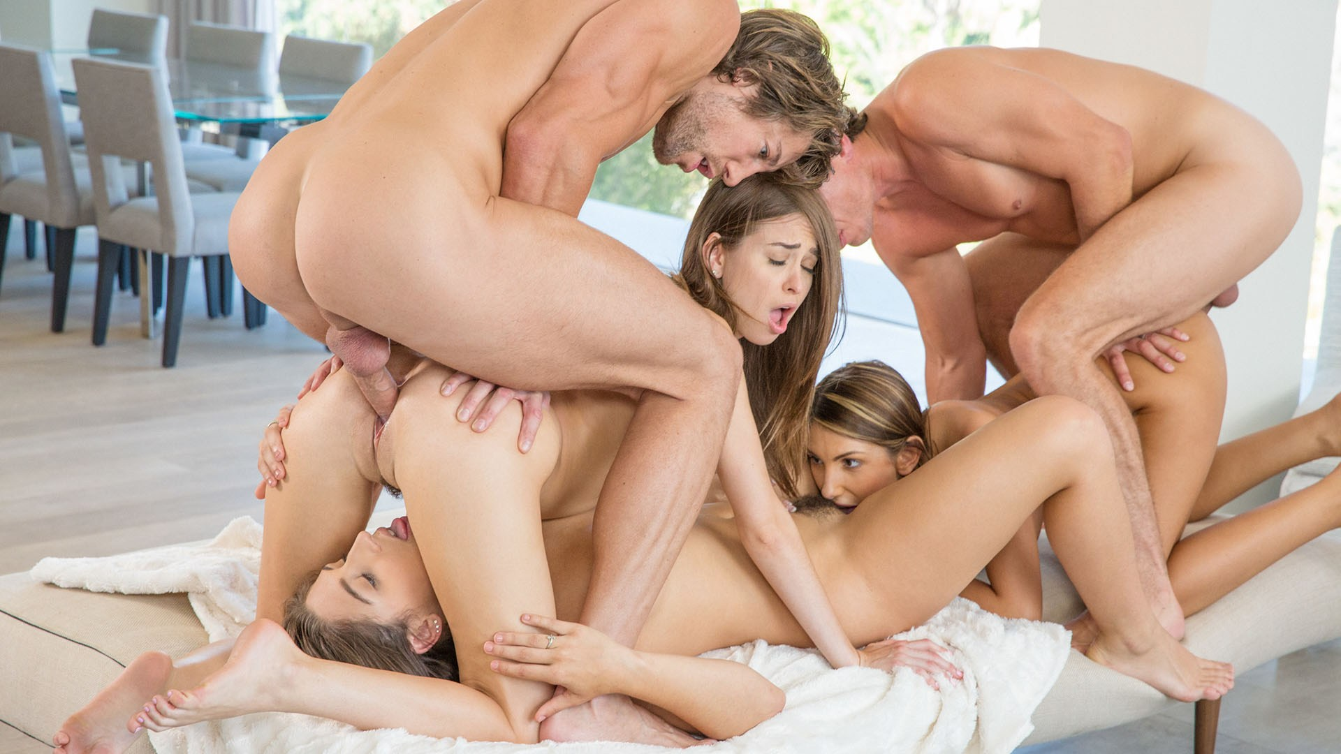 Free group sex porn videos